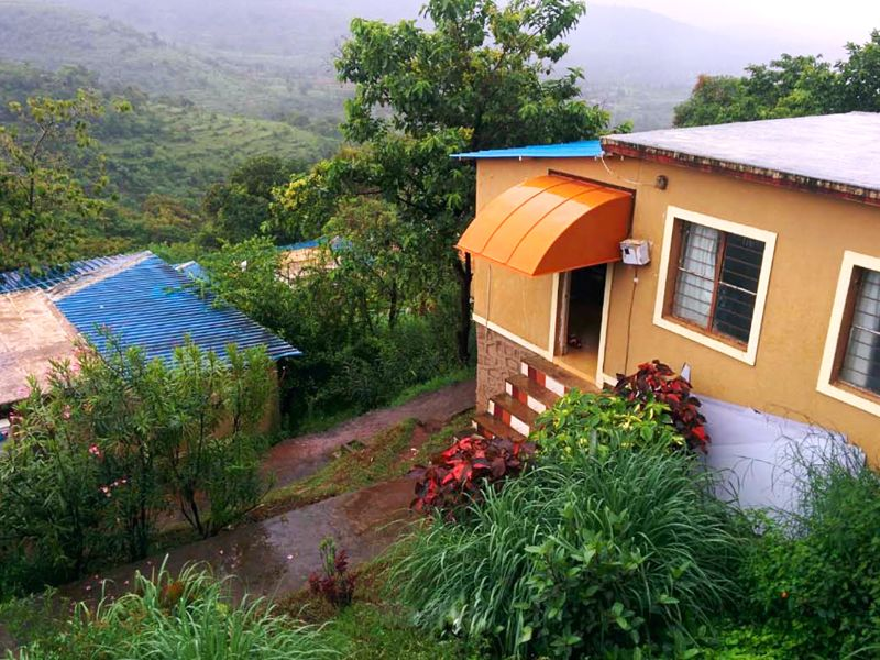 Deluxe Bungalow Cottage at Mantra Resorts