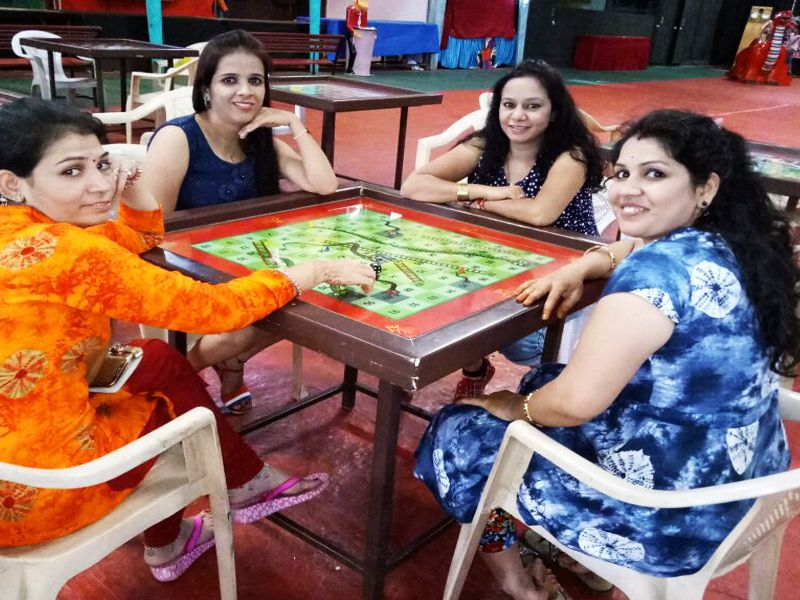 Game Activity at Mantra Resorts near Pune
