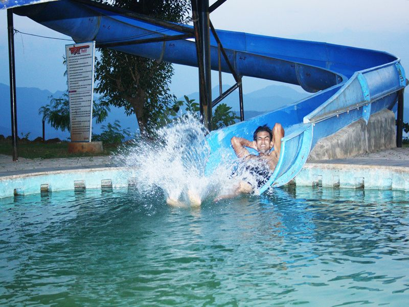 Water Park at Mantra Resorts near Pune